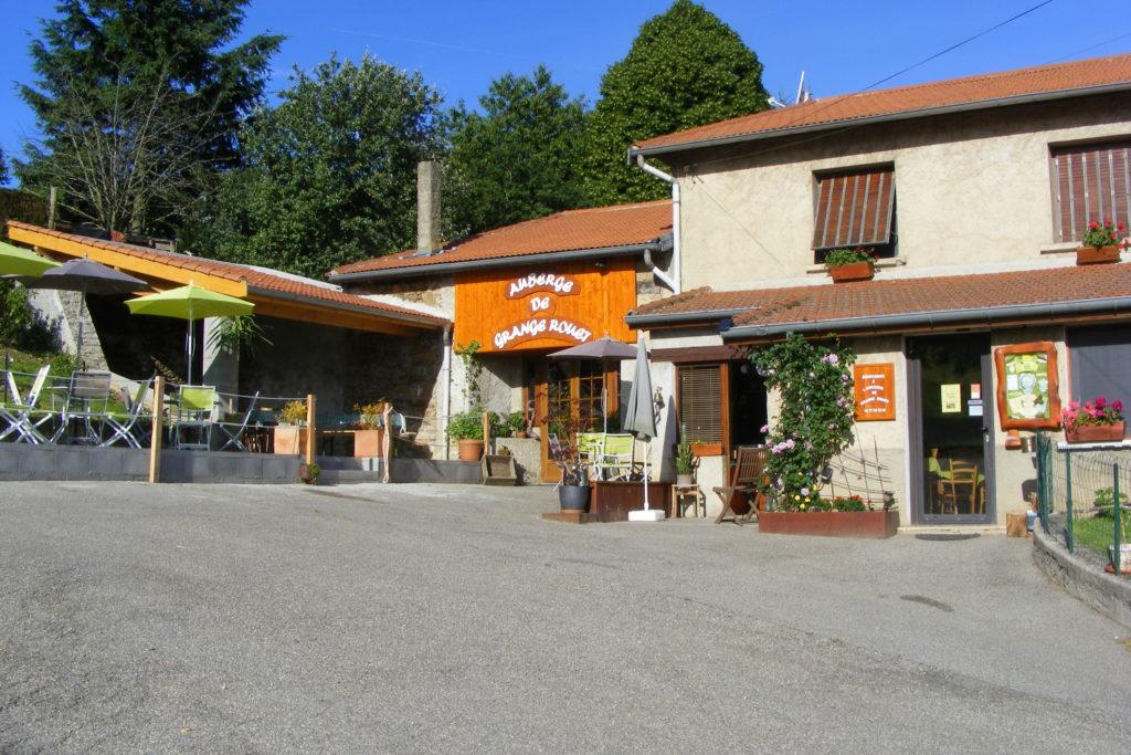 Auberge Grange Rouet
